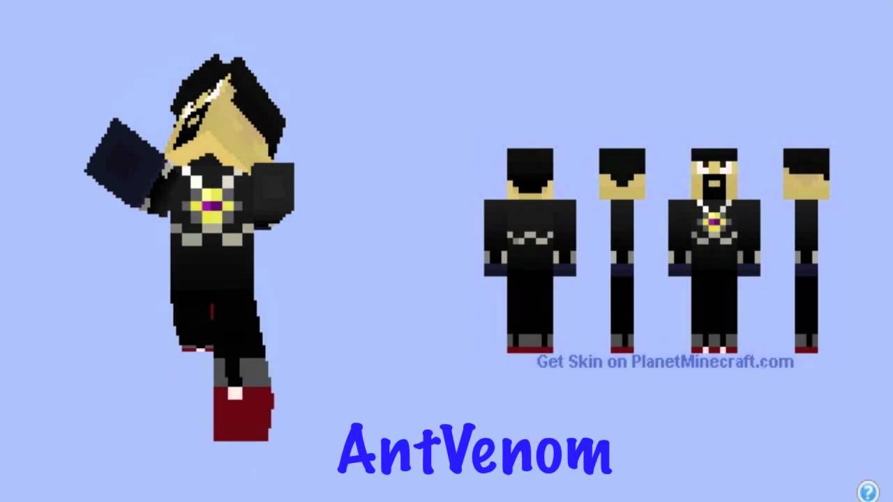 Minecraft celebrity skins