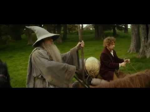 The Hobbit Official Trailer 2 Gandalf Ending