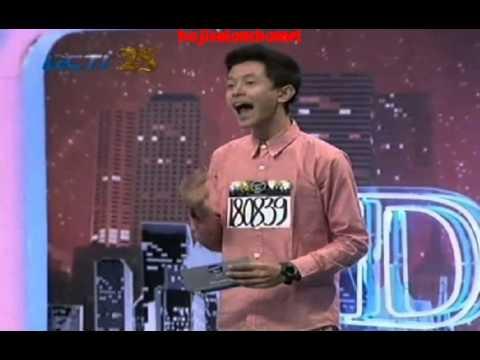 Fariza Aji - Firast (Marcell) @Audisi Yogyakarta Indonesian Idol 2014