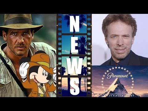 Disney buys Indiana Jones 5, Jerry Bruckheimer to Paramount - Beyond The Trailer
