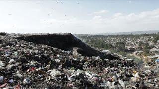 مقتل أكثر من أربعين شخصا في انهيار مكب للنفايات في اثيوبيا  