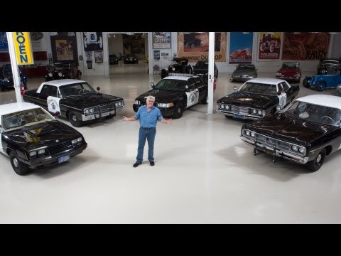 Classic California Highway Patrol Cars - Jay Leno's Garage