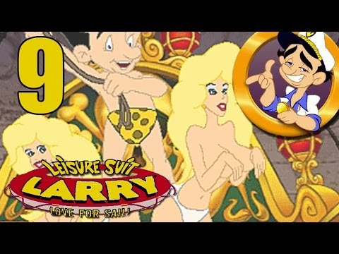 Leisure Suit Larry - Love for Sail -9- Two Tit Rodeo