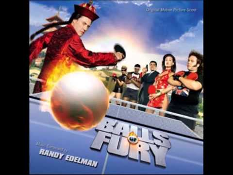 """1   Randy Edelman   History In A Paddle, Music from the soundtrack to """"Balls of Fury"""", composed by Randy Edelman. """"Balls of Fury"""" is a 2007 American sports comedy film directed by Ben Garant, and starring Christopher Walken."""