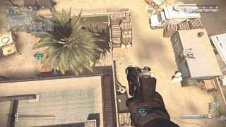 Roof Barriers & Out Of Map Octane Call Of Duty Ghosts