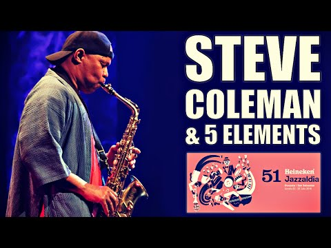 Steve Coleman & Five Elements | Heineken Jazzaldia 2016