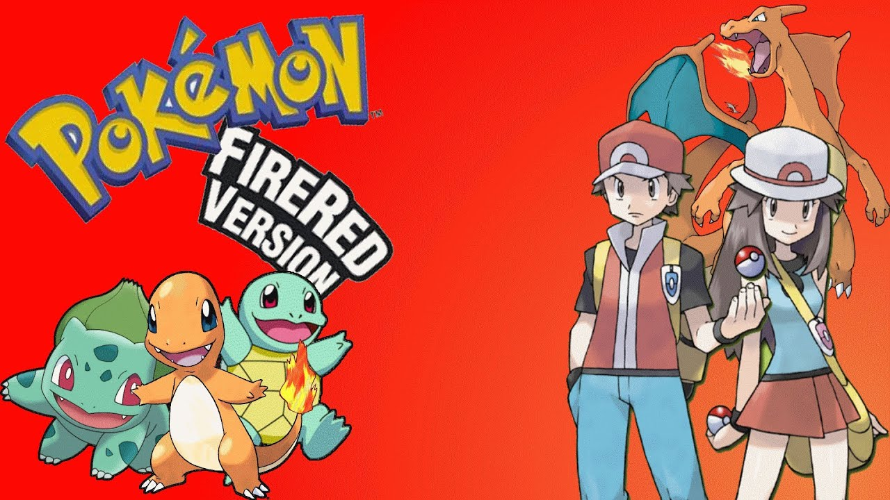 Pokemon Fire Red Wallpaper  Viewing Gallery