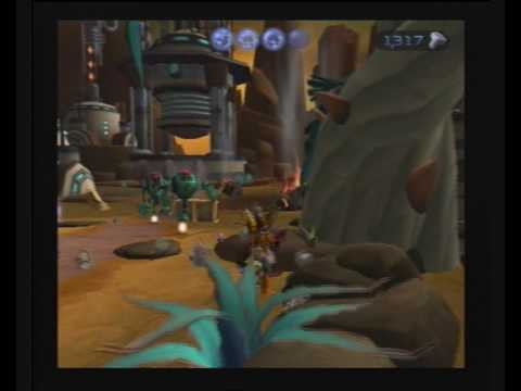 Ratchet &amp; Clank Walkthrough Part 1: Epic adventure begins...