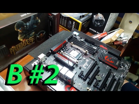Hướng dẫn build pc cơ bản (how to build a pc) - part 2: lắp ráp linh kiện