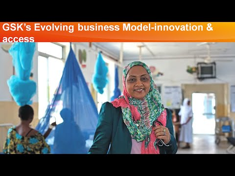 GSK's evolving business model -- innovation & access