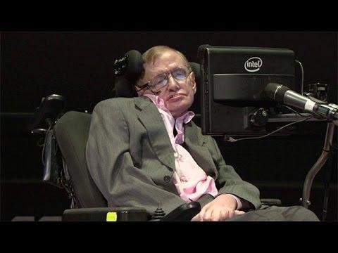 Stephen Hawking on black holes - Professor Stephen Hawkins