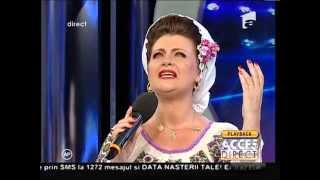 """Steliana Sima """"De Ce Doamne Ai Lăsat"""" Acces Direct"""
