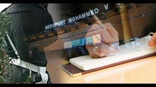 بالفيديو..التزويز يفضح دركيين بمطار محمد الخامس |