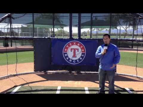 Texas Rangers - MLB Network Radio Spring Training Tour 2014