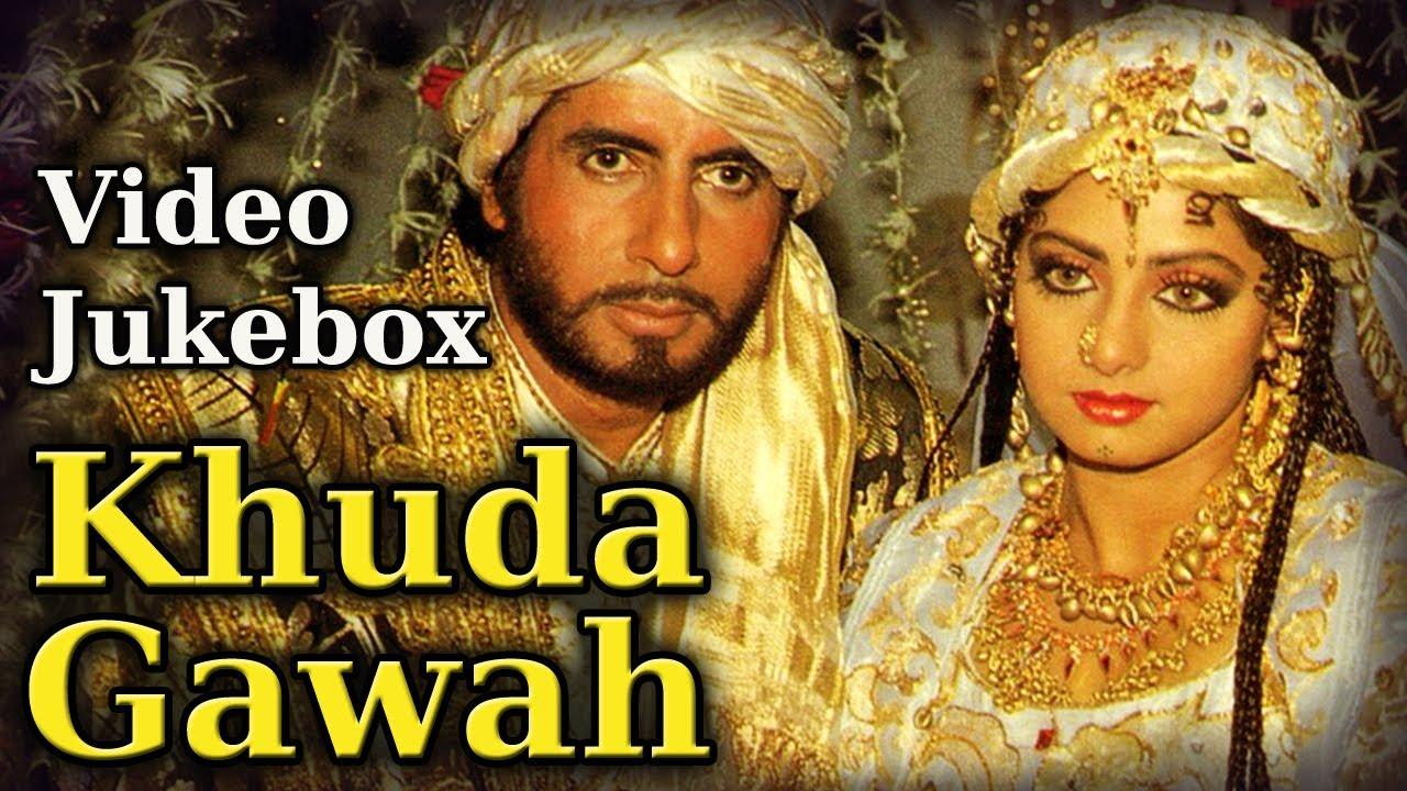 khuda gawah all songs amitabh bachchan sridevi