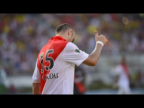 Dimitar Berbatov skills + surprise ▶ What amazing volley GOAL !!!