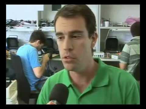 Agricultura de precisão e Arvus - Pequenas Empresas, Grandes Negócios (Rede Globo)