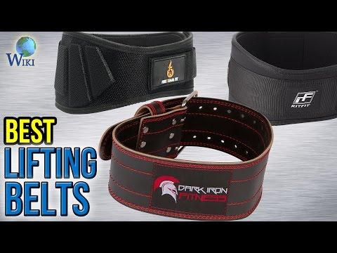 10 Best Lifting Belts 2017