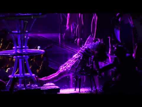 Vogue - Madonna - Katy Perry - o2 Arena London 27 May 2014