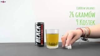 Ile cukru mają popularne napoje?