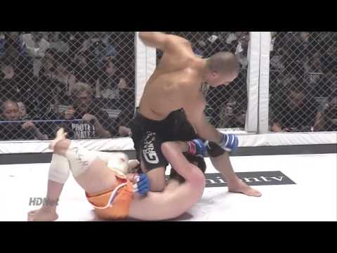 Ralek Gracie vs Kazushi Sakuraba Dream.14 part 03 HD