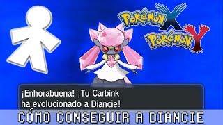 Pokémon X / Y ۩ [BROMA / FAKE] Cómo Conseguir A Diancie