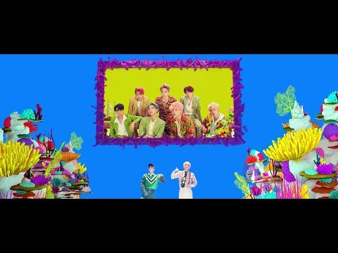 BTS Feat. Nicki Minaj - IDOL