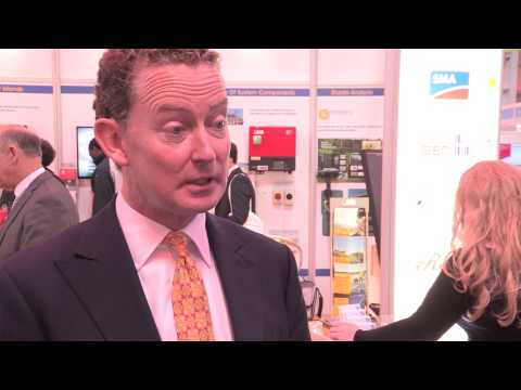 Solar Energy UK 2013: Day One Roundup