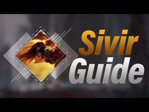 Sivir Guide german - ADC - S8 - by Toxic4Life