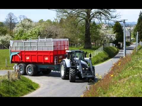 Vidéo tracteurs