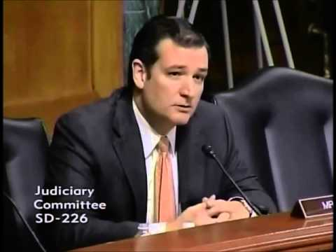 Sen. Ted Cruz QA On Privacy, NSA, and Government Surveillance Programs