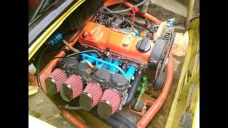 Škoda 100 Rallye Rebuild
