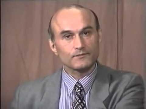 Зянон Пазьняк на БТ (1994) ч.3.