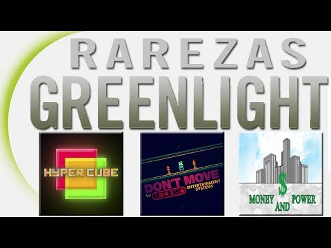 Rarezas Greenlight 1 / Hypercube - Don't Move - Monopoly