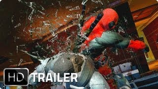 DEADPOOL Launch Trailer Deutsch German