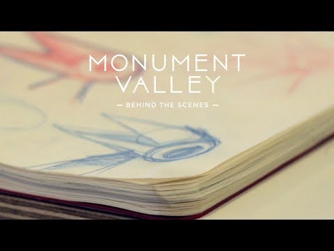 Monument Valley Game - Behind the Scenes