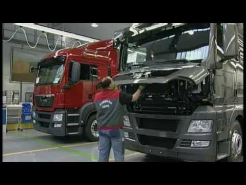 MAN Truck Factory in Munich 2 (MAN Münih Fabrikası)