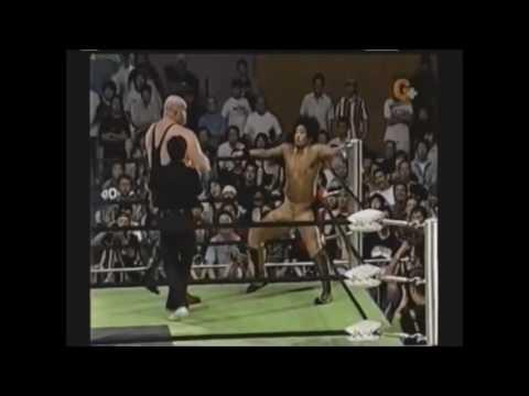 Pro Wrestling NOAH - Muhammed Yone vs Vader