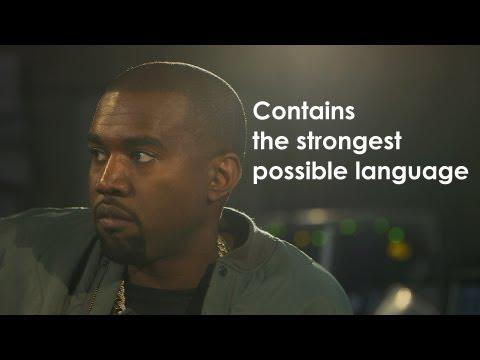 Kanye West. Zane Lowe. Part 1.