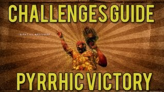 Black Ops 2: Pyrrhic Victory Challenges Guide