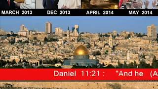 1st BLOOD MOON April 2014and The ANTICHRIST Arrival In ISRAEL