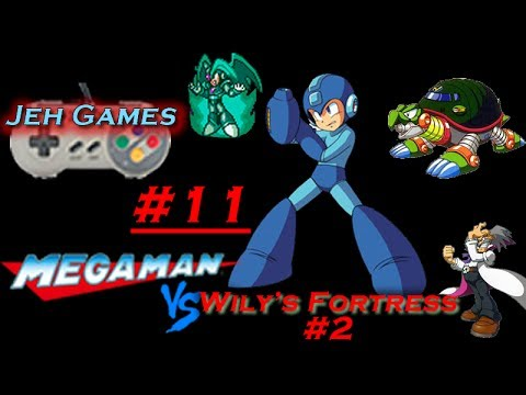 Jeh Games: Wily\'s Fortress #2: #11
