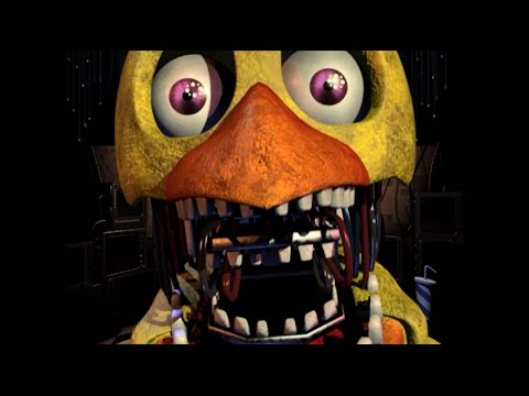 Five Nights at Freddy's 2: Classic Bonnie and Chica ATTACK!!!