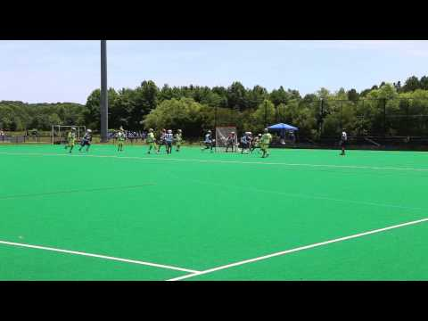Maryland Roughriders Elite vs Cyclones Green U15A @ Virginia Beach Shore Wars 2014