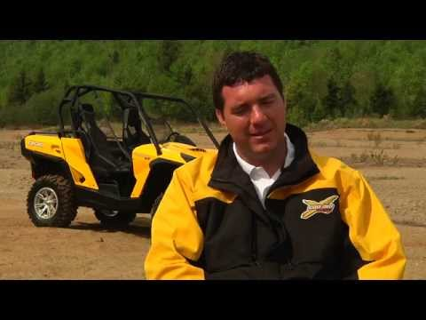 Fisher's ATV World - Can-Am Commander SxS Intro (FULL)