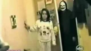 Funny scary pranks