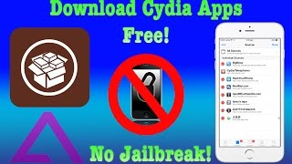 Download Cydia Apps Free NO JAILBREAK IOS 6/7/8