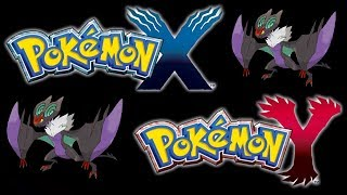 How To Catch Noibat And Evolve To Noivern Pokemon X & Y