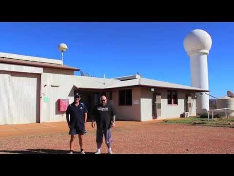 Giles: Australia's most remote weather station