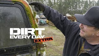 Fred's Favorite Junkyard Truck - Dirt Every Day Extra. MotorTrend.